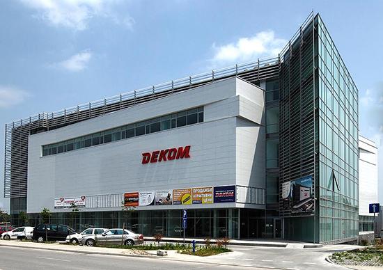 Деком център
